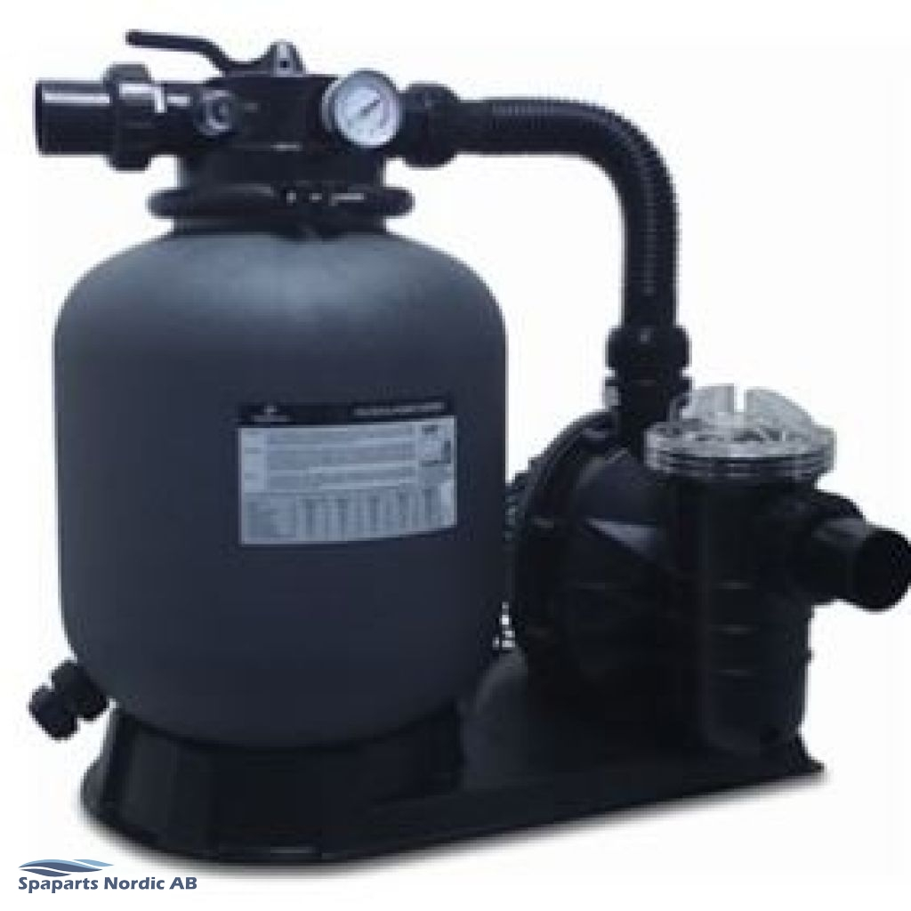 Hydro-S Poolfilter set