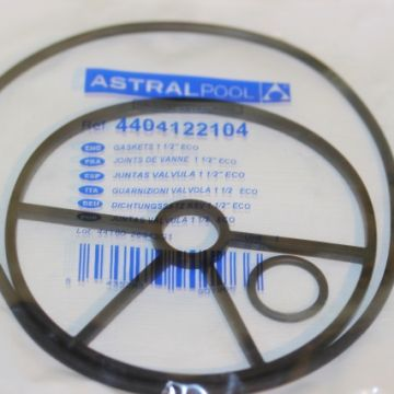Astra komplett o-rings sats Multiport 1,5