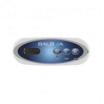 Balboa Mini Oval 3 BUTTON VL 200