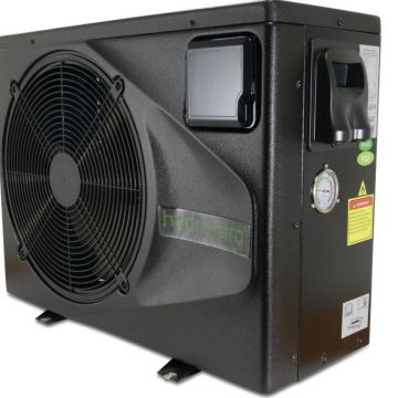 Hydro-Pro 12 Heat pump, type P On/Off