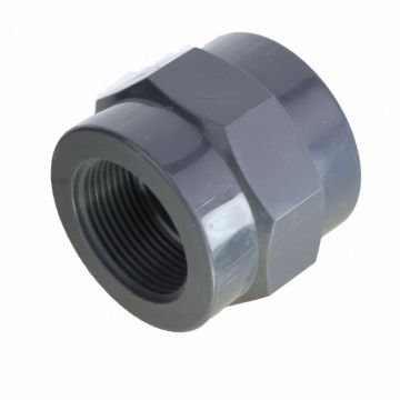 PVC Adapter 50mm x 11/4